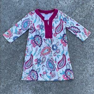 Girls size 7 Tea collection dress